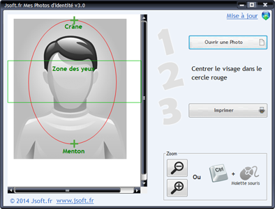 Click to view Photo d'identité facile screenshots